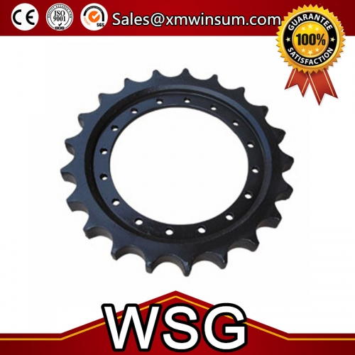 Komatsu PC200 Excavator Spare Parts Drive Sprocket | WSG Machinery