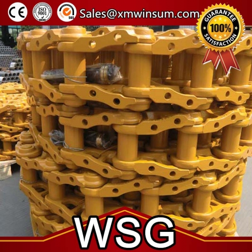 D85ESS Bulldozer Lubricated Track Chain Link Assy | WSG Machinery