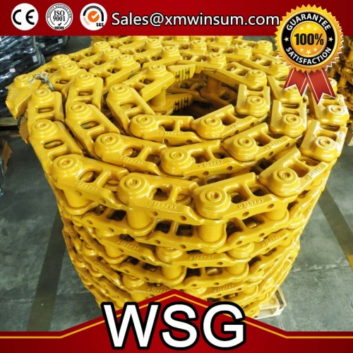 D4D Excavator Digger Undercarriage Track Chain 7K2372 | WSG Machinery