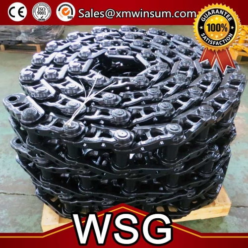 CX50 Mini Track Links Chains For Case Excavator | WSG Machinery