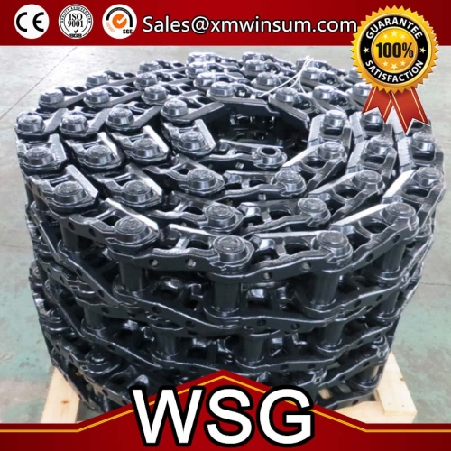 PC138US-8 Undercarriage Parts Track Chain 203-32-00321 | WSG Machinery