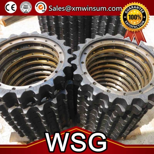 Mini Excavator Sprocket 1032093 For Hitachi ZX50U-2 | WSG Machinery