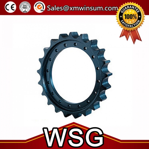 Undercarriage Parts For Excavator Sprocket PC40-7 | WSG Machinery