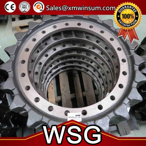 Doosan DX340LC Excavator Undercarriage Parts Sprocket | WSG Machinery