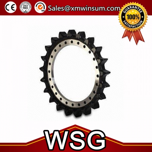 CAT E325 Excavator Drive Roller Chain Sprocket Wheel | WSG Machinery