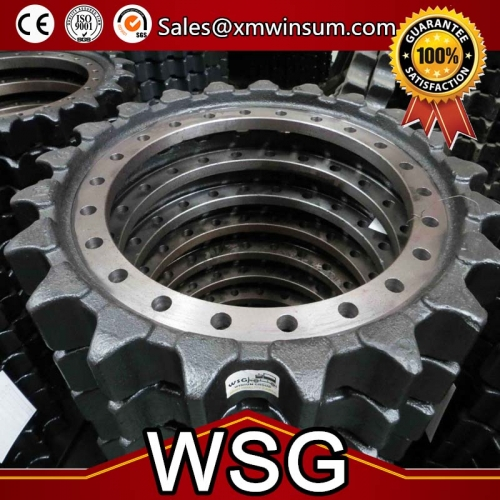 CX135 Excavator Spare Parts Dirve Sprocket For Case | WSG Machinery