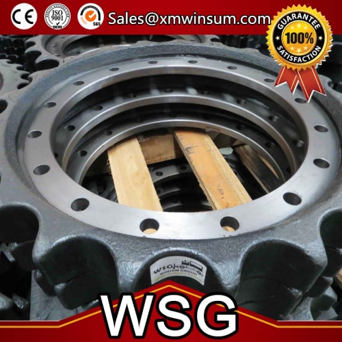 Komatsu PC450 Undercarriage Spare Parts Drive Sprocket | WSG Machinery