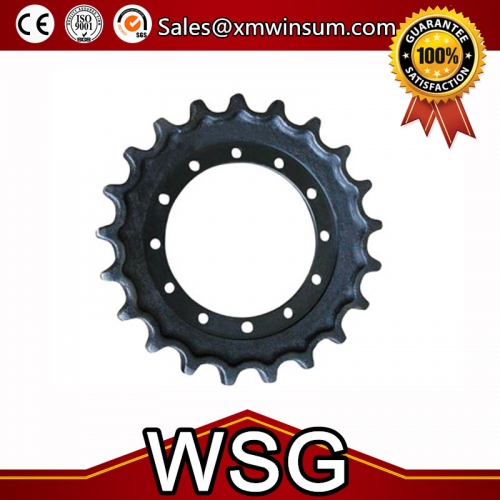 Daewoo Excavator Sprocket DH55 DH200 DH220 DH280 Parts | WSG Machinery
