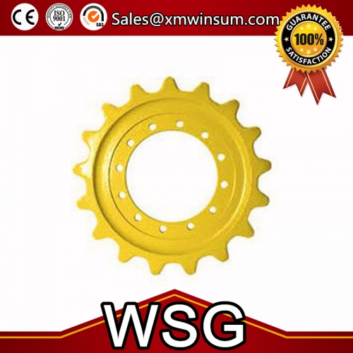 DH80 DH225 DH450 Daewoo Excavator Spare Parts Sprocket | WSG Machinery