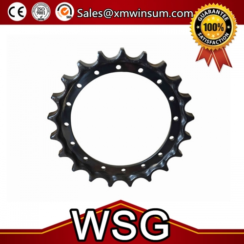 OEM Quality Undercarriage Parts PC100-3 Track Sprocket | WSG Machinery