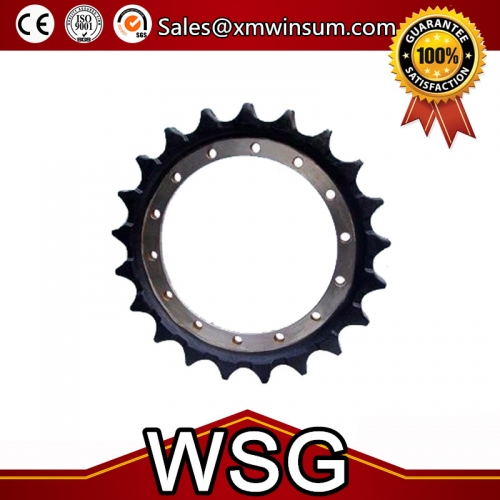 71401321 Drive Sprocket For Case Excavator CX220 Parts | WSG Machinery