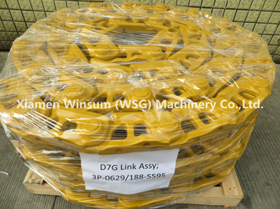 WSG D6N And D7G Track Links Are Ready For Shippment