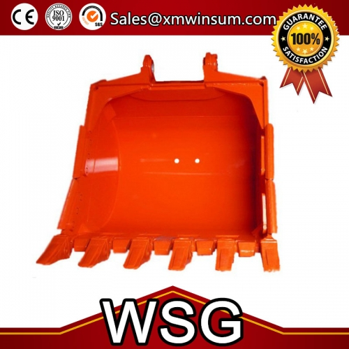 High Quality Doosan DX140 Excavator Standard Bucket Parts For Sale