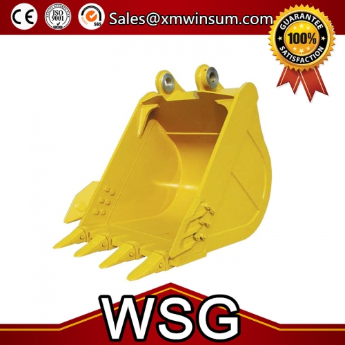 High Quality Komatsu PC180 Standard Excavator Bucket Material