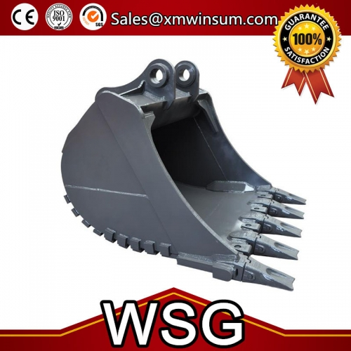 Excavator CAT E349 E324D Digging Heavy Duty Rock Bucket Parts