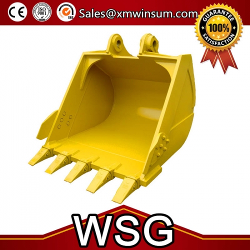 High Quality Excavator Standard Bucket Volume For CAT E120B Parts