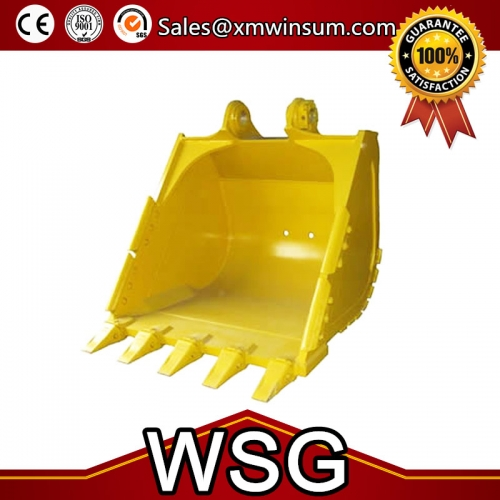 Caterpillar Excavator Standard Grab Digging Bucket E329D Parts