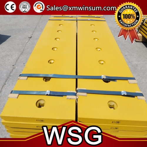 OEM Bulldozer Parts Grader Blades Cutting Edges 9D9553 For Sale