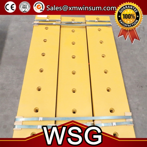 High quality Bulldozer Parts Grader Blade Cutting Edges 5D9559