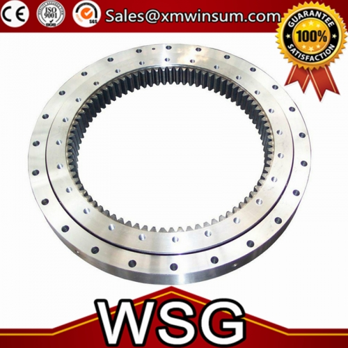 Excavator SK120-5 SK130-8 Slewing Swing Bearing Ring