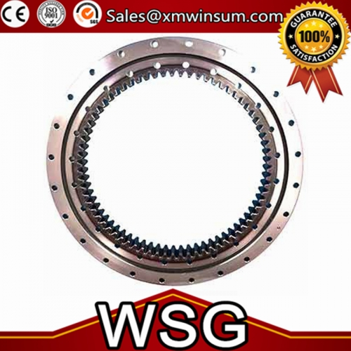 Excavator SK330-6 SK350-8 Kobelco Slewing Swing Bearing Ring