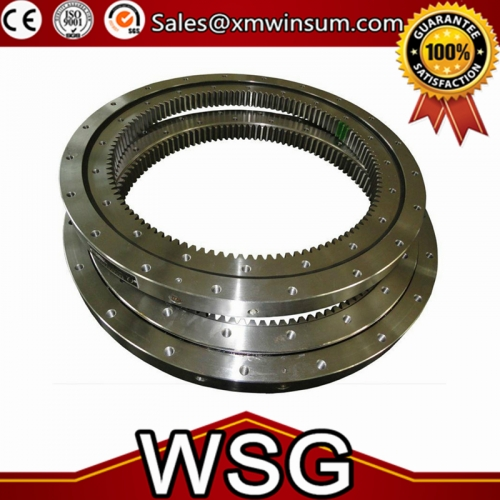 Top Quality Excavator SK210-8 SK220 Slewing Swing Bearing Ring