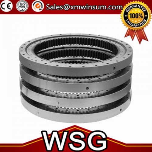 High Quality SK235 SK250-6 Excavator Slewing Swing Bearing Ring