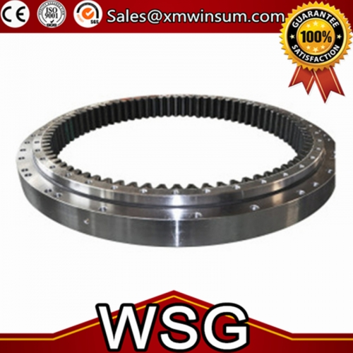 SK230-6 SK230-6E Excavator Slewing Swing Bearing Ring