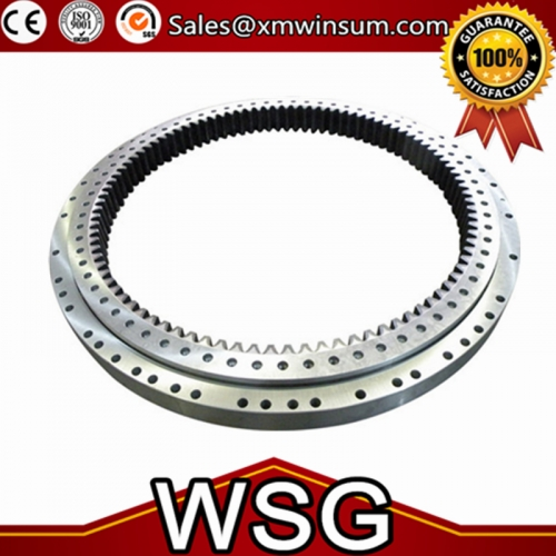 OEM Quality Excavator ZY80 ZY210 Slewing Swing Bearing Ring