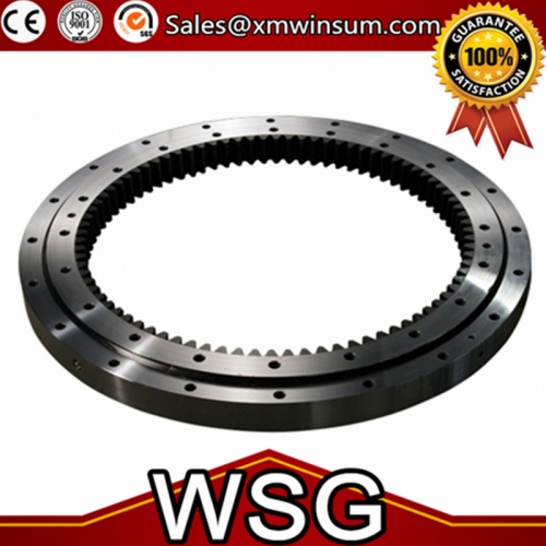 OEM Quality LOVOL Excavator FR80 FR85 Slewing Swing Bearing Ring