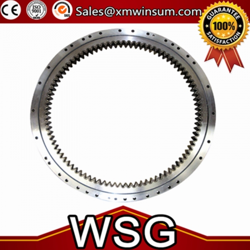 Excavator LOVOL FR150 FR210 Slewing Swing Bearing Ring