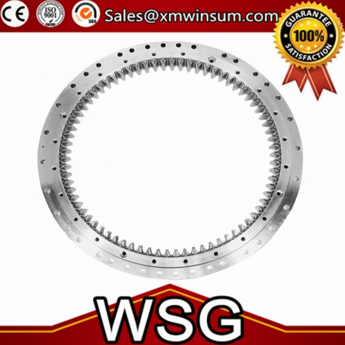 OEM Excavator XCMG XE60 XE210 XE215 Slewing Swing Bearing Ring