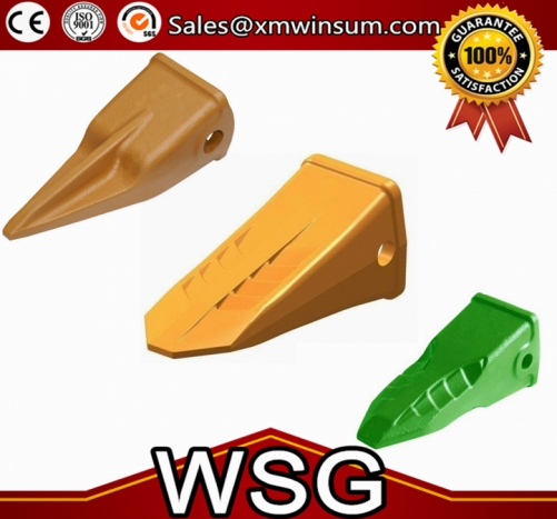 207-70-34170 RH Bucket Teeth Bucket Excavator Tooth For PC300 Side Cutter