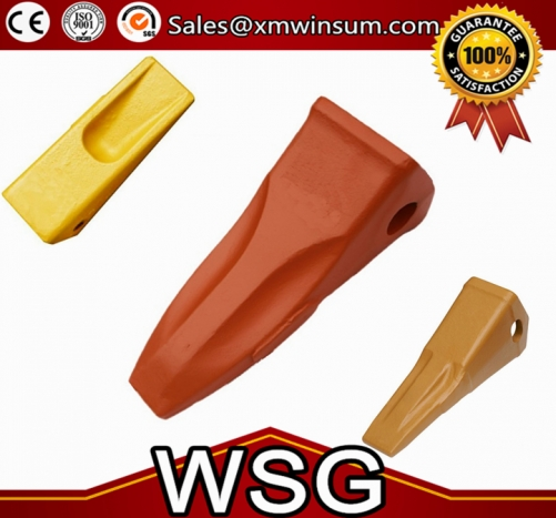 OEM HD280LR Bucket Teeth Bucket Excavator Tooth For 280 Side Cutter