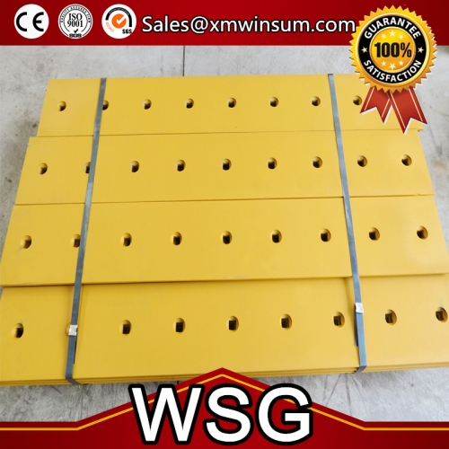 Caterpillar Bulldozer Spare Parts Blade D8R Cutting Edges 4Z9058