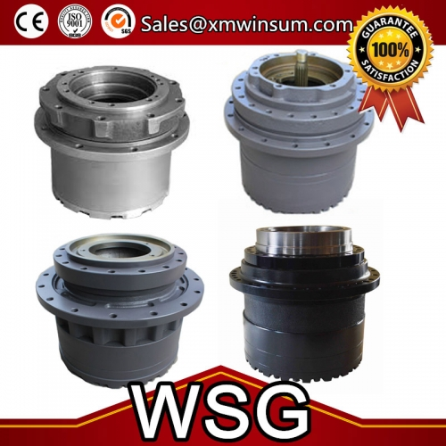 High Quality Excavator Gearbox Travel Gearbox Final Drive Gearbox 20S-60-22102